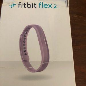 Women's Lavender Fitbit Flex 2 Band set